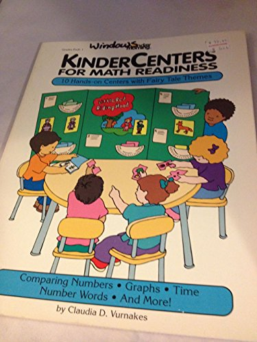 Kinder Centers for Math: Claudia Vurnakes