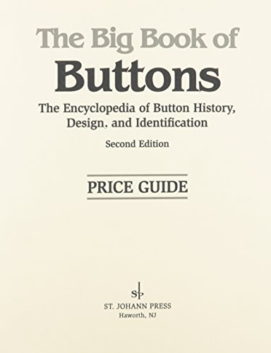 9781878282736: The Big Book of Buttons Price Guide