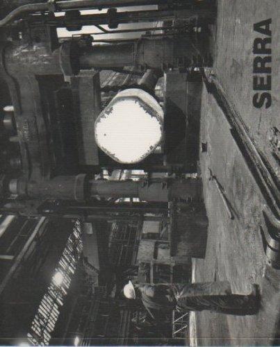 9781878283009: Richard Serra sculpture: September 15-14 October, 1989