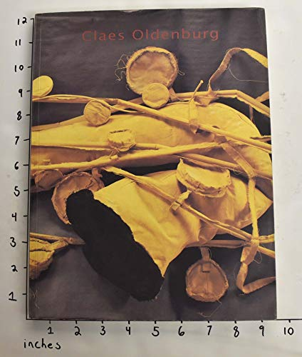 Claes Oldenburg: September 18 - October 17,: OLDENBURG, Claes