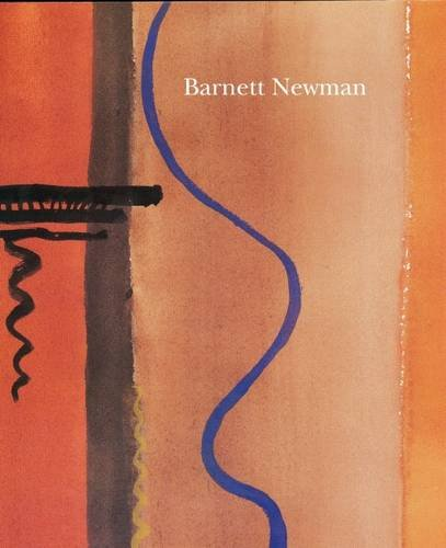 9781878283429: The Sublime Is Now: The Early Work of Barnett Newman