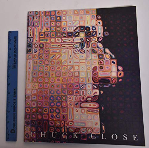 9781878283511: Chuck Close: Recent paintings