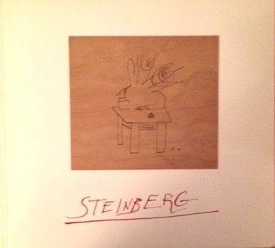 Steinberg: Drawing into being (1878283898) by Bernice Rose