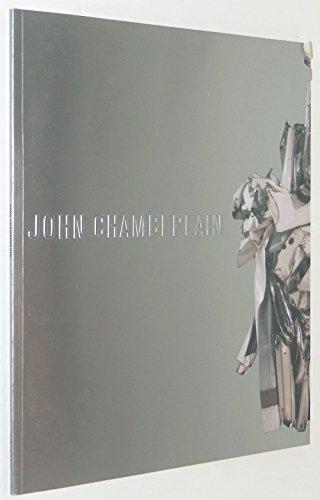 Recent Sculpture 2000 (Paperback): John Chamberlain