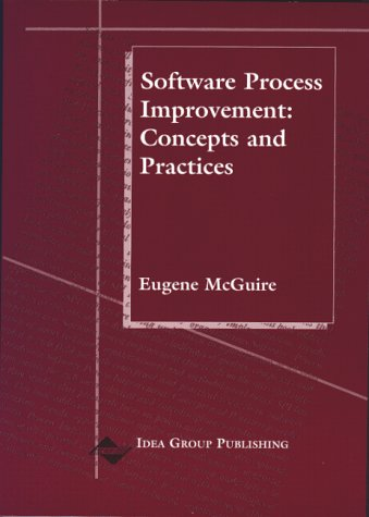 9781878289544: Software Process Improvement: Concepts and Practices