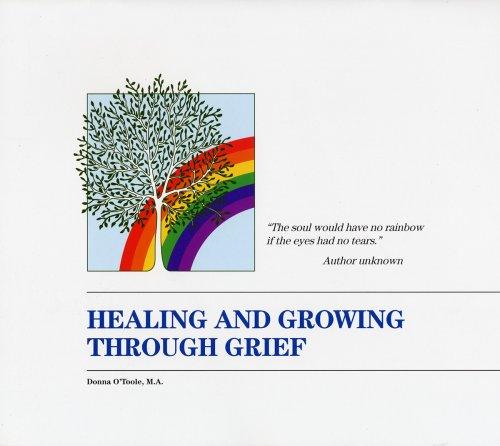 9781878321107: Healing and Growing Through Grief