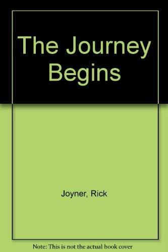 9781878327178: The Journey Begins