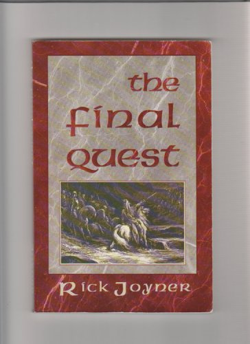 9781878327529: The Final Quest