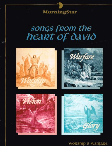 9781878327796: Songs From The Heart of David Worship & Warfare Conferences (Morning Star)
