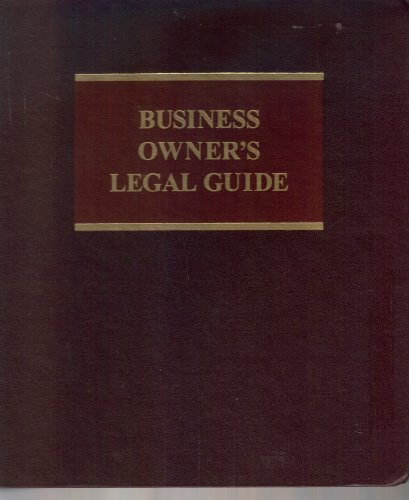 Business Owner's Legal Guide
