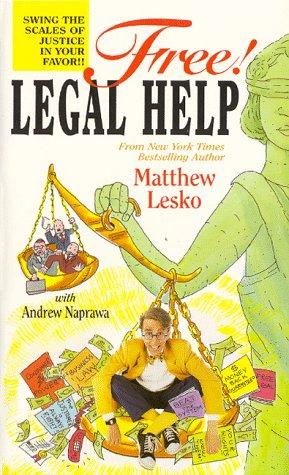 Free Legal Help: Lesko, Matthew; Naprawa,