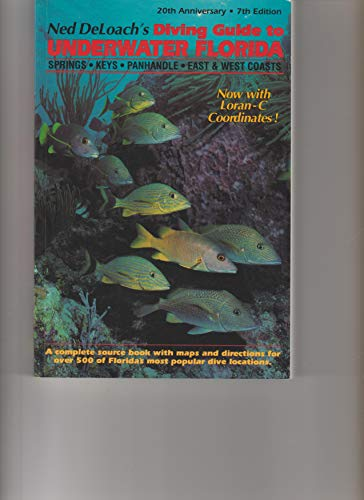 9781878348029: Diving Guide to Underwater Florida