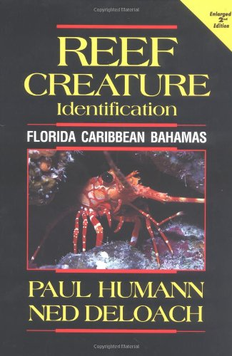 Reef Creature Identification: Florida, Caribbean, Bahamas (1878348310) by Paul Humann; Ned DeLoach