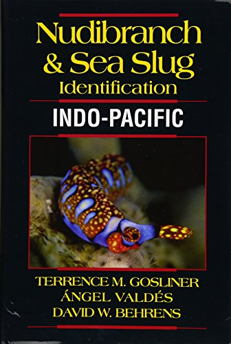 Nudibranch Sea Slug Identification -- Indo-Pacific (Paperback): Terrence M. Gosliner, Angel Valdes,...