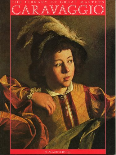 9781878351074: Caravaggio (The Library of Great Masters)