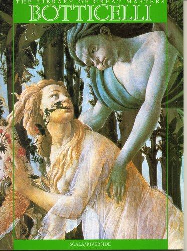 Botticelli (The Library of Great Masters): Bruno Santi, Sandro