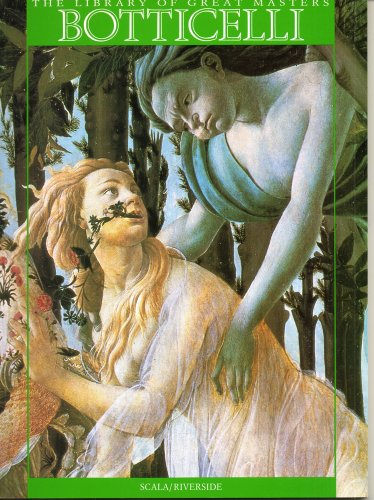 9781878351173: Botticelli (The Library of Great Masters)