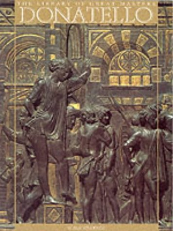 9781878351197: Donatello (The Library of Great Masters)