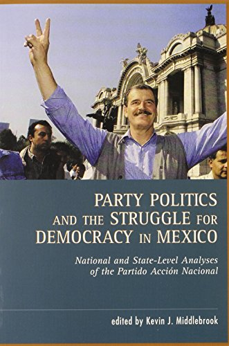 Party Politics and the Struggle for Democracy in Mexico: National and State-Level Analyses of the ...