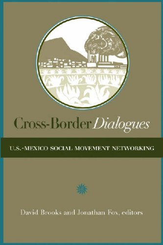 9781878367488: Cross-Border Dialogues: U.S.-Mexican Social Movement Networking (U.S.-Mexico Contemporary Perspectives Series, 20.)