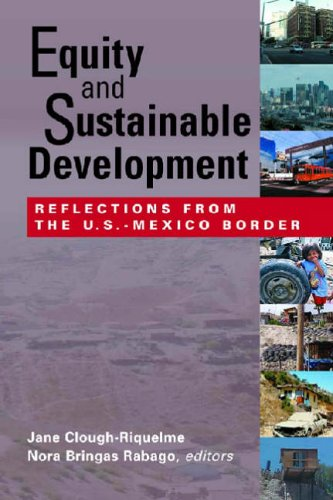Equity And Sustainable Development: Reflections from the: Editor-Jane Clough-riquelme; Editor-Nora