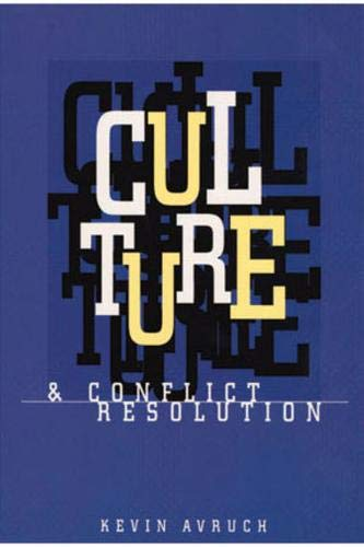 9781878379832: Culture and Conflict Resolution