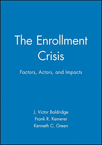 9781878380494: The Enrollment Crisis: Factors, Actors, and Impact s: Aahe-Eric/Higher Education Research Report Numb Er 3, 1982 (Volume 11)