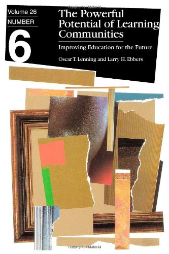9781878380869: The Powerful Potential of Learning Communities: Improving Education for the Future (J-B ASHE Higher Education Report Series (AEHE))