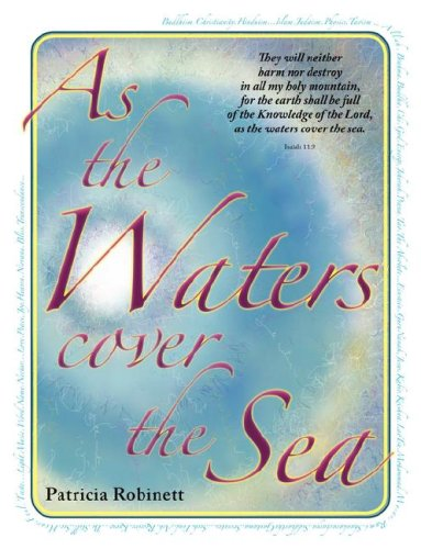 9781878411075: As the Waters Cover the Sea