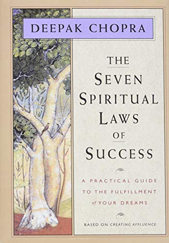 9781878424112: The Seven Spiritual Laws of Success: A Practical Guide to the Fulfillment of Your Dreams: The A-Z to a Richer Life