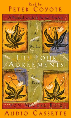 9781878424433: The Four Agreements: A Practical Guide to Personal Freedom, abridged