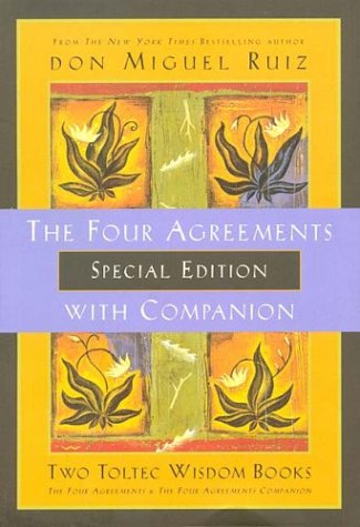 The Four Agreements with Companion Special Edition 9781878424518 Since 1997, The Four Agreements has transformed the lives of millions of people around the world with a simple but profound message. The