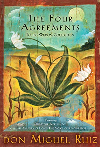 9781878424587: The Four Agreements Toltec Wisdom Collection: 3-Book Boxed Set