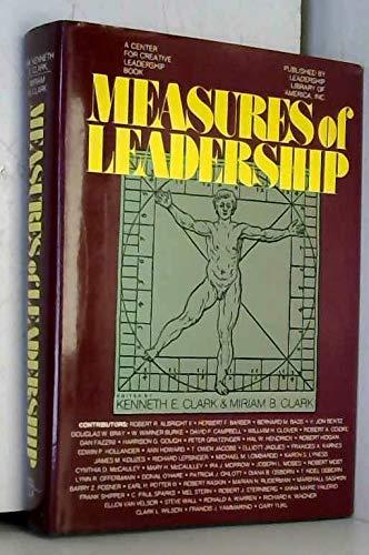 Measures of Leadership: Clark, Kenneth E.