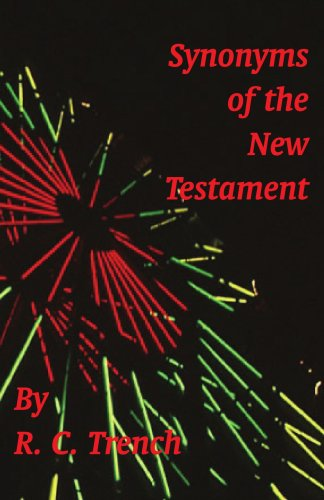 9781878442192: Synonyms of the New Testament