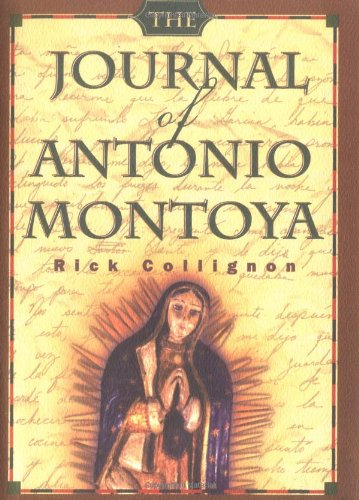 9781878448699: Journal of Antonio Montoya