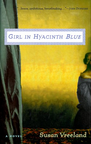 9781878448903: Girl in Hyacinth Blue