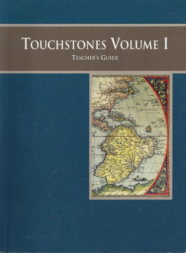 Touchstones, Vol. 1: Teacher's Guide (9781878461384) by Howard Zeiderman