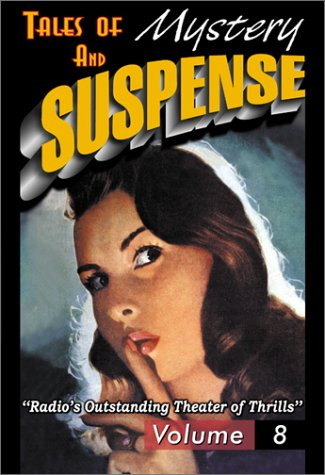 Tales of Mystery and Suspense: Featuring Suspense 8, with Book: Brennecke, Paul