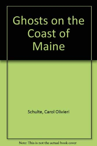 9781878488107: Ghosts on the Coast of Maine