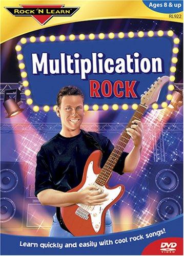 9781878489227: Multiplication Rock (Rock 'n Learn)