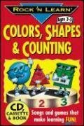 9781878489326: Colors, Shapes & Counting (Rock N Learn)