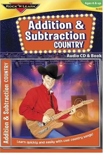 Addition & Subtraction: Country (Rock 'N Learn: Brad Caudle, Richard