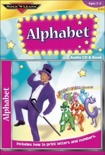 9781878489579: Alphabet (Rock 'n Learn) (Rock 'N Learn Series)