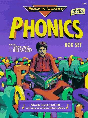 9781878489616: Rock N Learn Phonics Box Set with Book