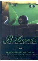 9781878493187: Billiards: The Official Rules & Records Book, 2008 (Billiards : the Official Rules and Records Book)
