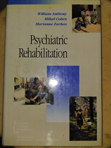 9781878512000: Psychiatric Rehabilitation