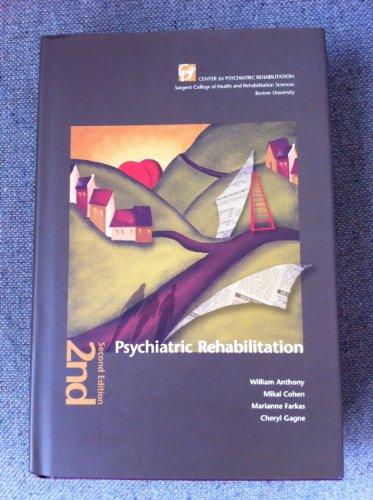 9781878512116: Psychiatric Rehabilitation
