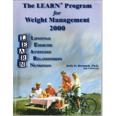 9781878513243: The Learn Program for Weight Management 2000