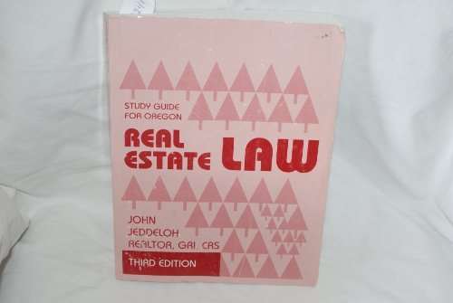 9781878572080: Study Guide for Oregon Real Estate Law